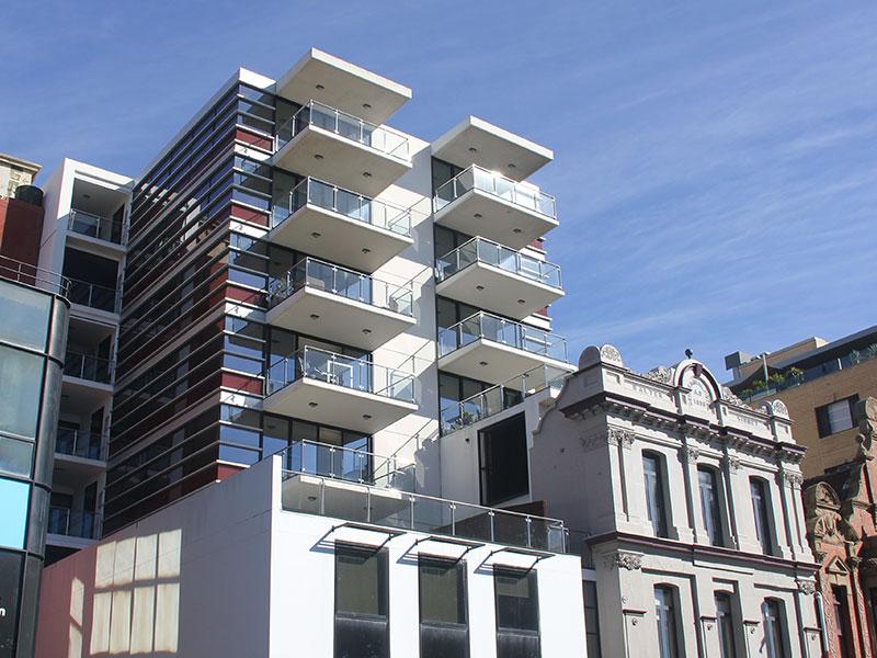 123 Scott Street Apartments
