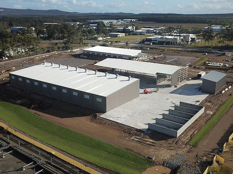 Ausgrid Depot