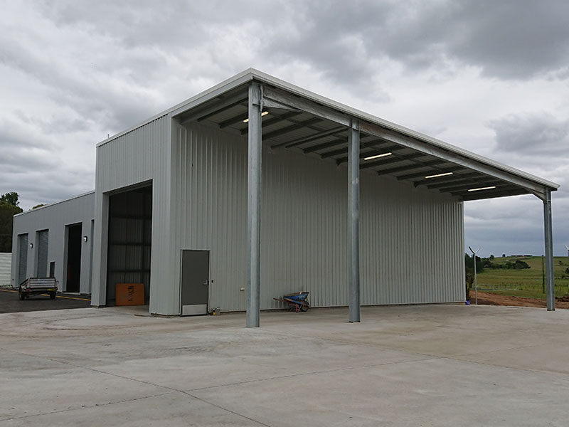 Clarence Valley Council Depot