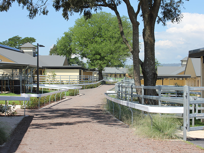 Darley Osborne Park Equine Training Facility