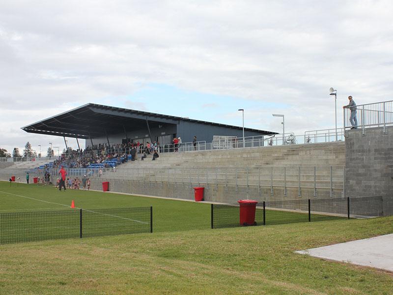 No.2 Sports Ground Redevelopment